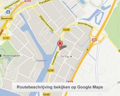 google maps Neeskens BV