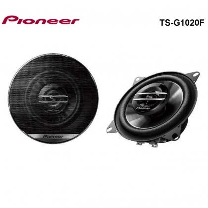 PIONEER TS-G1020F + powerbank