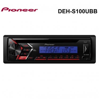 PIONEER DEH-S100UBB GOEDKOOP!