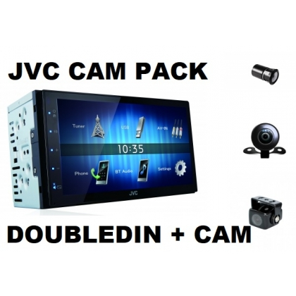 JVC KW-M24BT CAMERA PACK