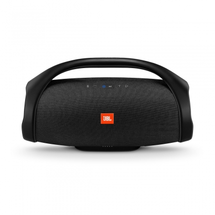 JBL SMART AUDIO Boom Box Black