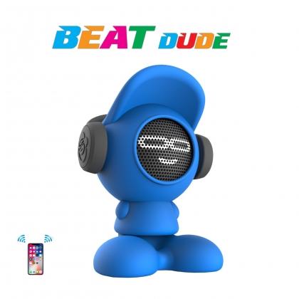 iDance Speakers Beat Dude Blue