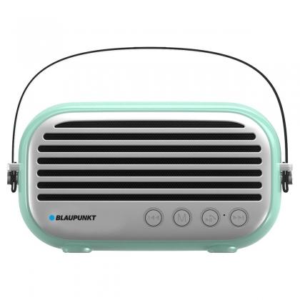 Blaupunkt  Speaker Vintage FM Radio Mint Groen