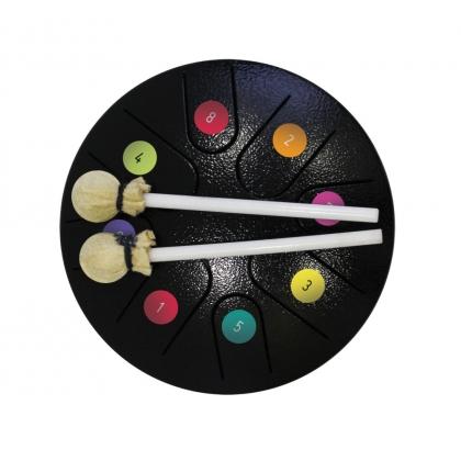 Rainbow Colours Tongue Drum
