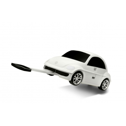 Ridaz Volkswagen Beetle White