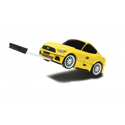 Ridaz Ford Mustang Yellow