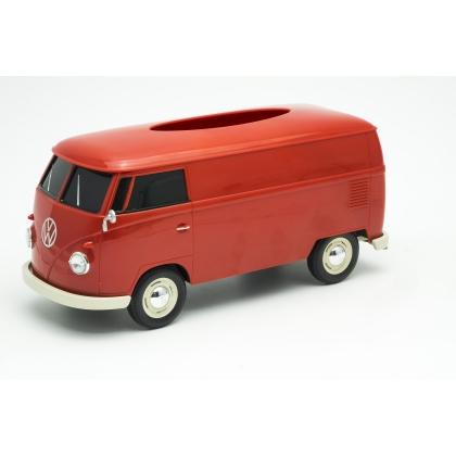 Ridaz VW T1 BUS TISSUEBOX RED