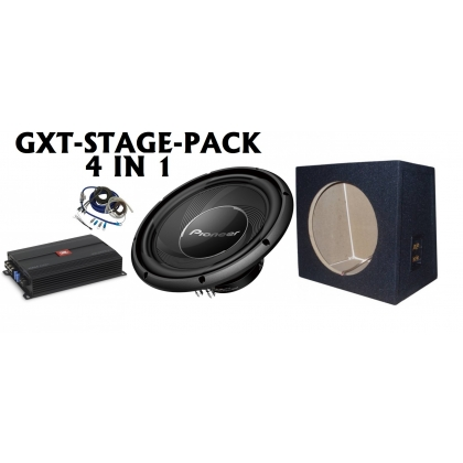 PIONEER GXT-STAGE-PACK 4in1 MONO