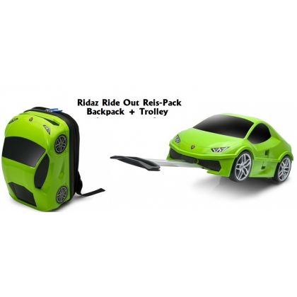 Ridaz Ridaz Ride Out Pack Green