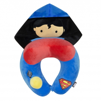Ridaz Superman Pillow with Hood