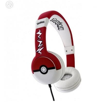 OTL Pokemon pokeball junior headphone