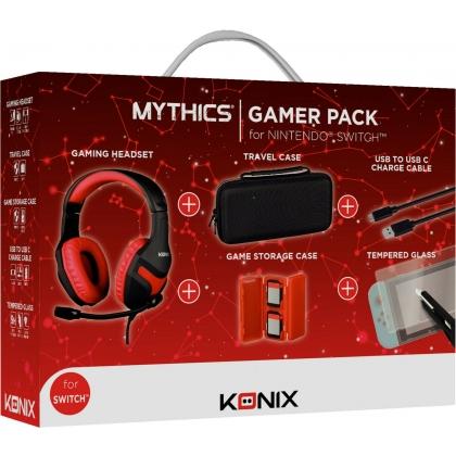 Konix Nintendo Switch accessoires pakket