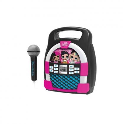 L.O.L. Surprise Bluetooth Karaoke Machine