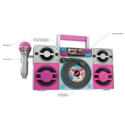 L.O.L. Surprise Sing-Along Boombox